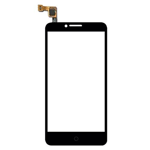 PENGCHUAN Partes de reparación de teléfonos móviles La Feroz Touch XL Panel táctil for Alcatel One (Negro)