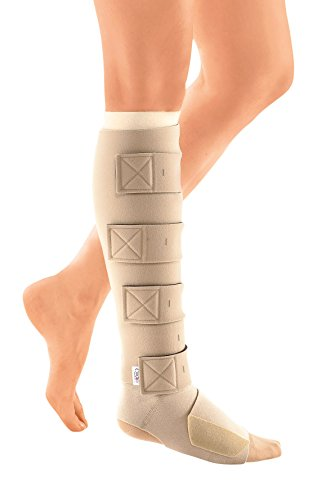 Circaid Juxtafit Essentials Lower Leg Inelastic Compression System, Large, Short