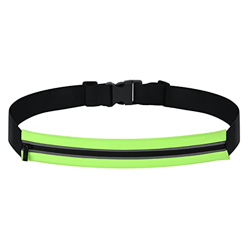 Jokitok Running Belt for Women Fanny Pack Adjustable Running Pouch with Water Resistant for Hiking,Jogging ,Workouts ,Cycling and All Kinds of Phone