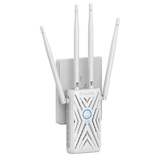 amplificador router de la marca Wavlink