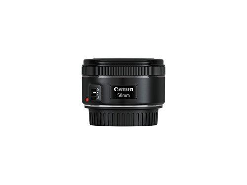 Canon EOS 2000D Spiegelreflexkamera (24,1 MP, DIGIC 4+, 7,5 cm (3,0 Zoll) LCD, Full-HD, WIFI, APS-C CMOS-Sensor) inkl. Objektive EF-S 18-55mm F3.5-5.6 IS II und EF 50mm F1.8 STM, schwarz