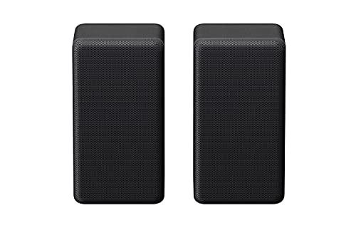 Sony SA-RS3S - Altavoz Trasero inalámbrico Doble (50 W de Potencia Total), Color Negro