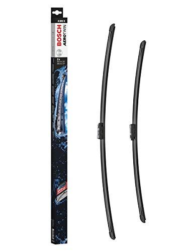 Bosch Balais d'essuie–glace plats Aerotwin A501S, Longueur: 800mm/680mm – 1 paire de balais avant