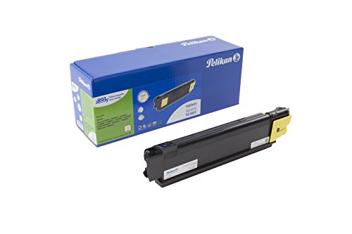 Pelikan Toner vervangt Kyocera TK-590Y (geschikt voor de printer Kyocera FS C5250)