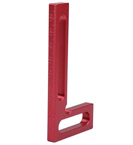 直角 定規 直角 クランプ L形 90度 陽極酸化 加工 額縁 固定 木工用 ハンド ツール 圧着 接着 工具
