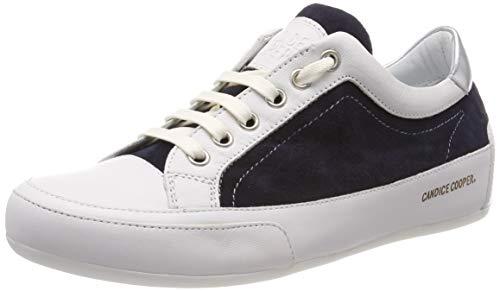 Candice Cooper Rock Deluxe, Zapatos de Cordones Derby para Mujer, Multicolor (Navy 002), 38 EU