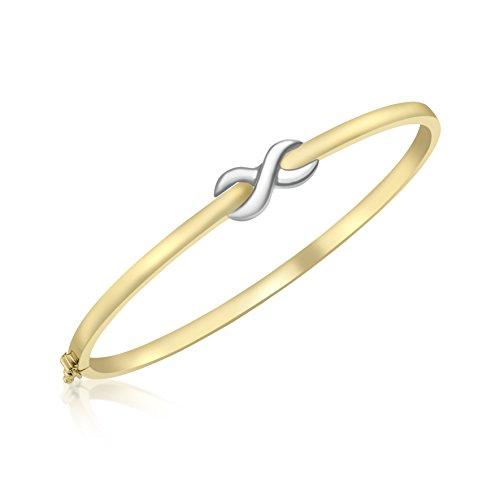 Carissima Gold Damen-Armband Gold (Bicolor) Gelb 2.37.1981