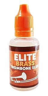 scheda elite brass trombone slide - lubrificante per bastoncini per trombone