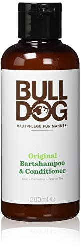 Bulldog Original Bartshampoo & Conditioner Herren, 1er Pack (1 x 200 ml)