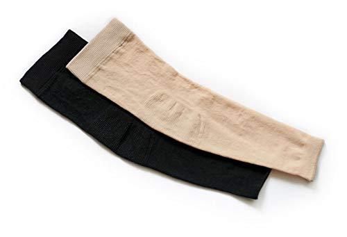 Lindner socks Kompressions-Ärmel Ccl 2 (XL, schwarz)