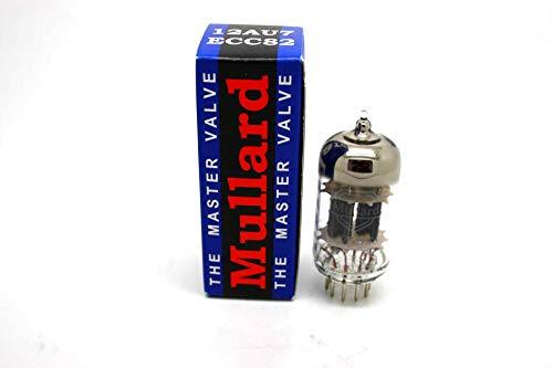 Mullard 12AU7 Preamp Vacuum Tube, Single