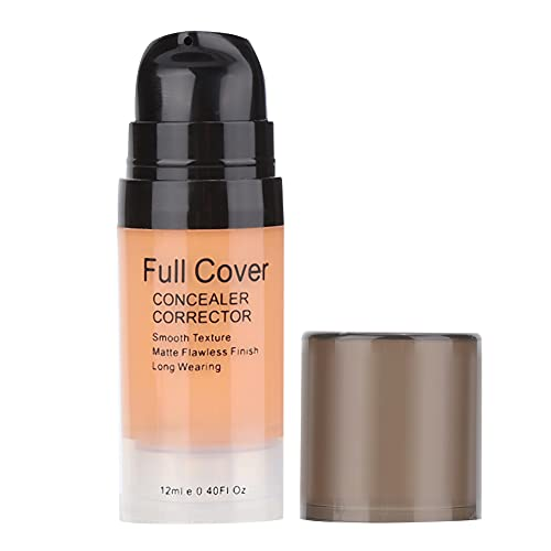 Exquisito Líquido Ocultador, Espinilla Marcas con Crudo Líquido Cara Piel Maquillaje Mirar por Mujer