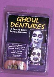 Costume Accessory: Big Bubba Ghoul Teeth