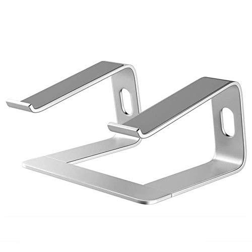 Laptop Stand, Laptop Stand, Ergonomic Laptop Riser, Aluminum Portable Dismountable Ventilation Notebook Stand Compatible 10-15.9 inch/Silver / 260x225x145mm,Black,260x225x145mm