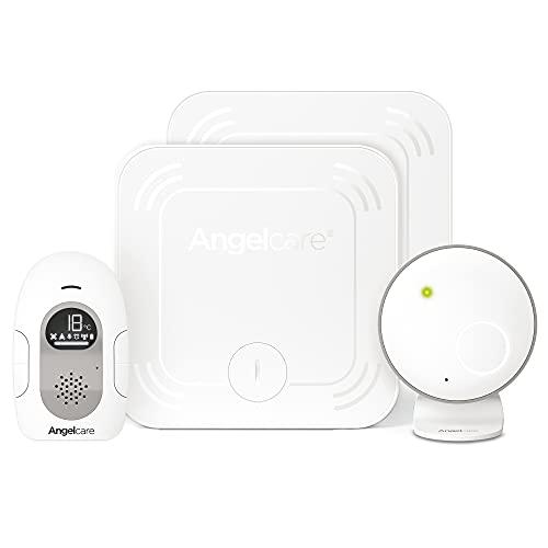 Angelcare 3320 SmartSensor Pro 2: 2-in-1 Überwachung, mehrfarbig, 893 g