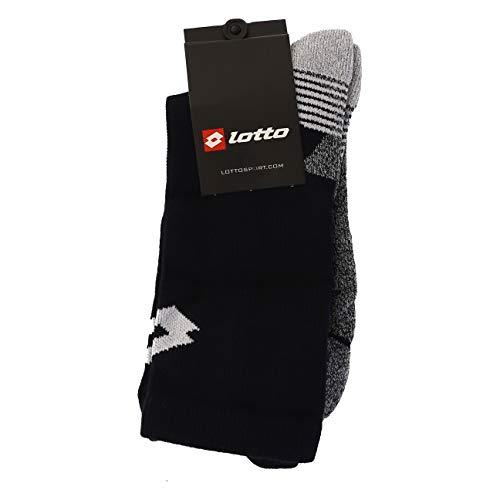 Lotto Night Blue - Calcetines de Tenis para Hombre (43-46)