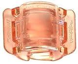 LinziClip MIDI The Ultimate Claw Clip Translucent Peach