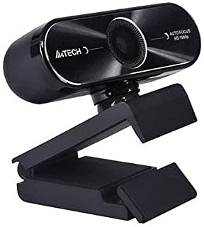 A4tech PK-940HA Auofocus Full HD 1080p/30fbs (1920 x 1080 ) Webcam - Built-in Microphone - 75 Wide Angle , 2725618865862