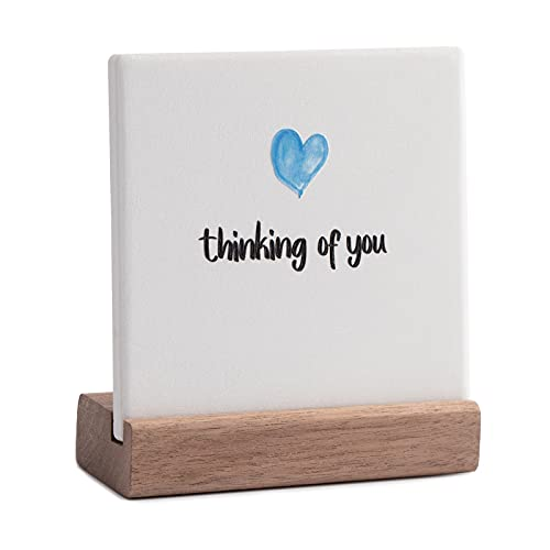 LukieJac Thinking Of You Gifts For Women I Love You Gifts For Her Him Miss You Gifts Long Distance Relationship Friendship Gifts - Get Well Soon Gifts Couples Boyfriend Girlfriend Birthday Gifts