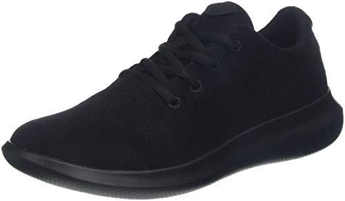 Chung Shi Damen Duflerino Wool Lace Sneaker, Schwarz (Schwarz 8882010), 40 EU