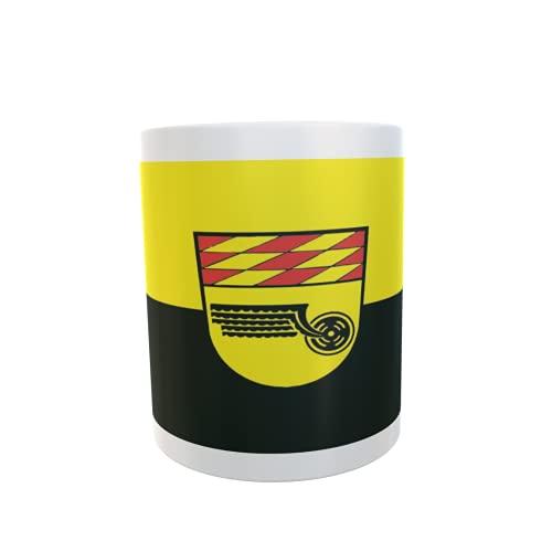 U24 Tasse Kaffeebecher Mug Cup Flagge Aulendorf
