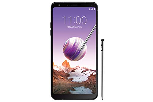 LG STYLO 4 Q710 6.2in T-Mobile 32GB Android Smartphone - Aurora Black (Renewed)