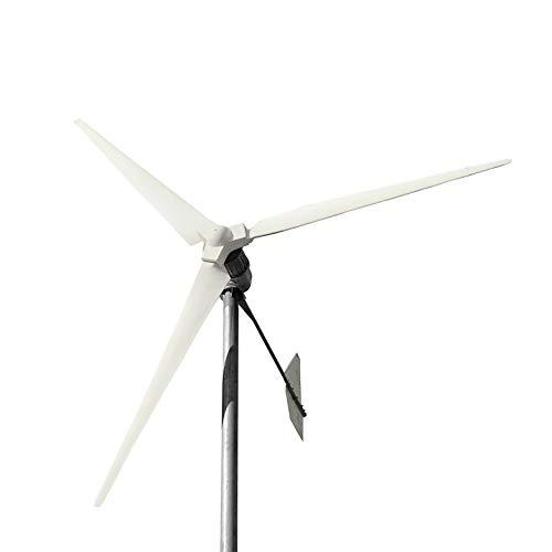 Tumo-Int 5000W 120V 3-Blätter Einrollen Schweif Windkraftanlage mit hybride Kontroller