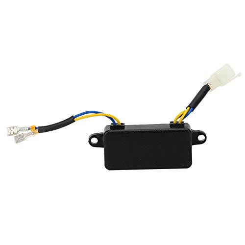 Generator Auto Voltage Regulator, AVR Generator AVR, 220UF Großkondensator für 10 cm Montagelochabstand 1-3KW Generator Elektronische Komponenten