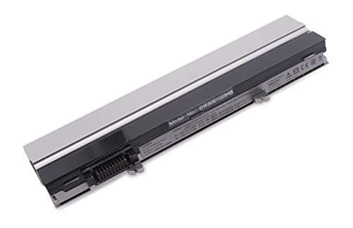 vhbw Batterie LI-ION 4400mAh 11.1V, Gris, pour Dell Latitude E4300, E4310, E 4300 4310 remplace 312-0822, 312-0823, FM332, FM338 etc.