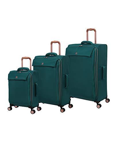 Prime-Lite II Softside Spinner Koffer-Set, 3-teilig, blaugrün (Grün) - 12-243408-USA3N-S174