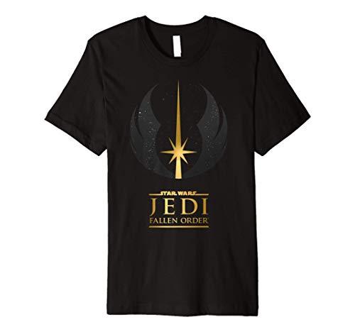 Star Wars Jedi Fallen Order Crest Symbol Premium T-Shirt