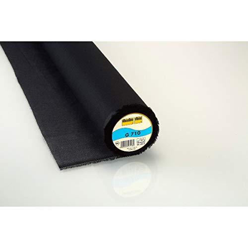 Vlieseline G710 schwarz, pro Meter