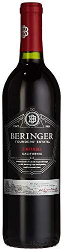 Beringer Zinfandel Founders' Estate 2018 Kalifornien Wein trocken (1 x 0.75 l)