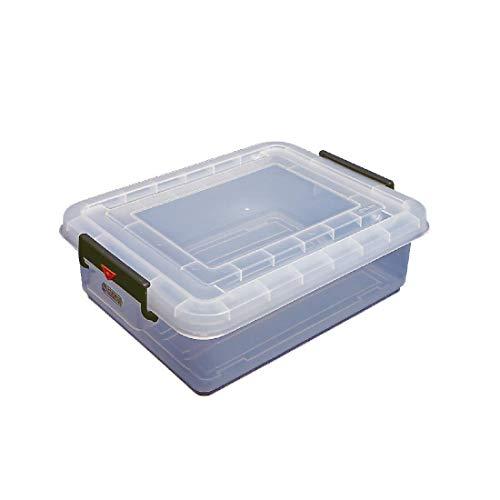Araven J243 Boîte alimentaire boîte de rangement avec couvercle, 20 L