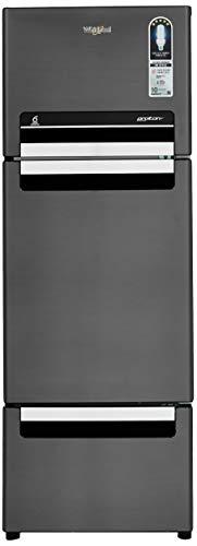 Whirlpool 260 L Frost-Free Multi-Door Refrigerator (FP 283D PROTTON ROY, Steel Onyx)