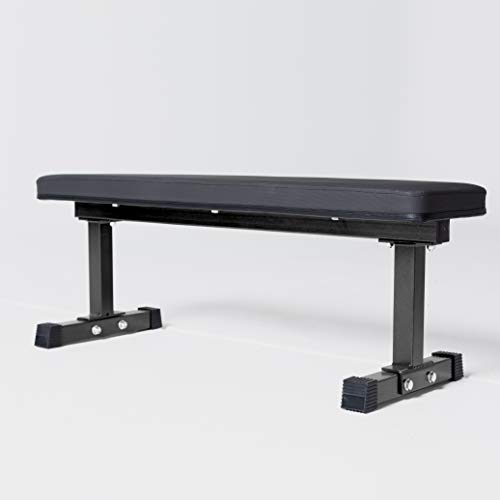 REP FITNESS Flat Bench - FB-3000-1,000 lb Rated Bench for Weightlifting