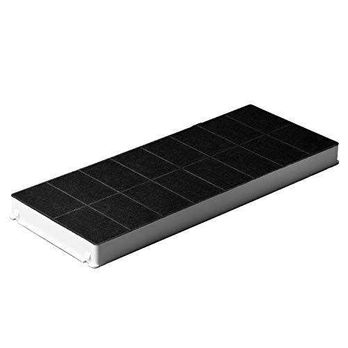 Kohlefilter Filter wie Neff 00296178 für Dunstabzugshaube von Neff Bosch Siemens Aktive Kohlefilter 430x175 mm