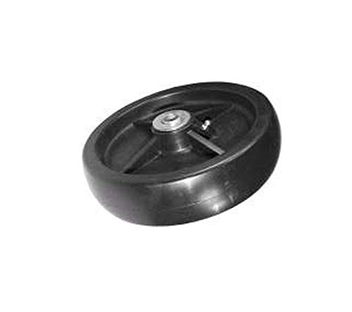 """Part New AM107561 Compatible with John Deere Mower Deck 50"""" 60"""" 72"""" Lawnmower Wheel TIRE Caster AM-107561 fits AM107561 -  Lawn Mower Parts"""