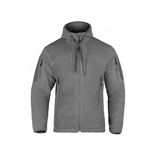 ClawGear Milvago MK.II Warmer Fleece-Hoody Outdoor - Solid Rock (Grau)