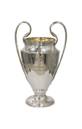 UEFA Pokalreplika CL 45 mm- Freistehend, silber, UEFA-CL-45,