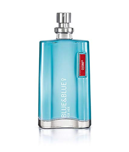 Cyzone Perfume De Mujer Blue & Blue For Her, 75 ml.