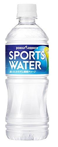 ポッカサッポロ スポーツウォーター 550ml×24本