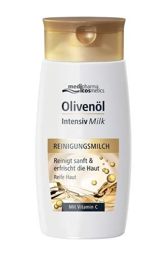 Medipharma Olivenöl Intensiv Milk Reinigungsmilch, 1er Pack (1 X 1 Stück)