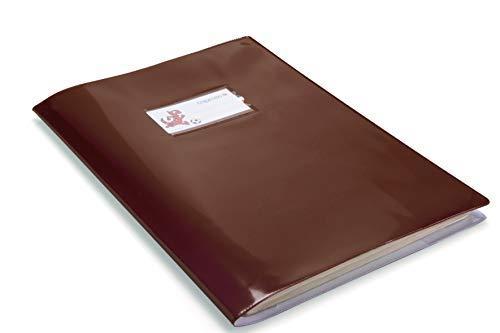 Copertina Quaderno A4 Marrone