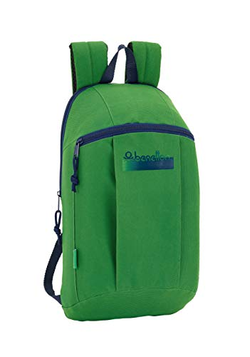 United Colors of Benetton Mini-Rucksack, grün (Grün) - 641913821