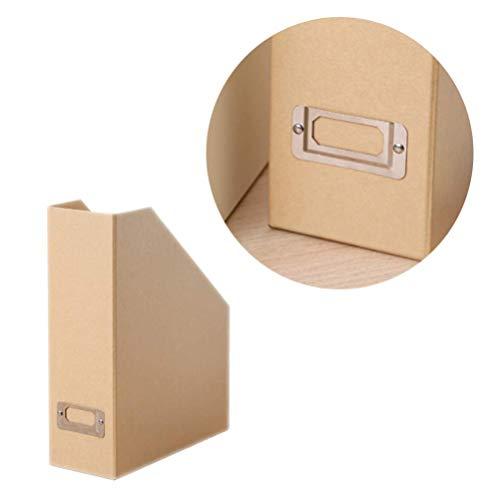 Z-SEAT Porte-dossiers de Magazine Porte-dossiers Bureau Bureau Organisateur de fichiers Boîtes de Documents Porte-revues Conteneur pour Bureau à Domicile