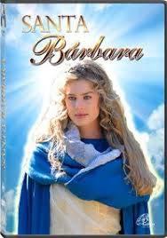 Santa Bárbara DVD - Vanessa Hessler - Thomas Trabacchi