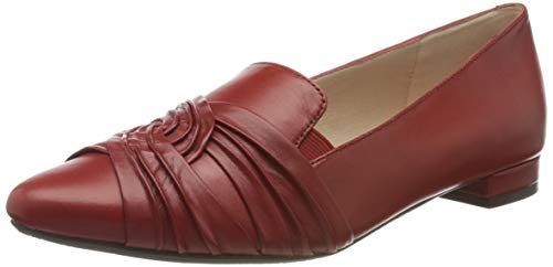 Gerry Weber Shoes Damen Athen 03 Slipper, Rot (Rot 400), 37 EU