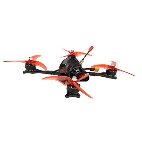 Demeras Remote Control Racing Drone RC Nano Pocket Quadcopter Outdoor Sport Game Extra Batteries Toys(1700KV(6S) BNF)