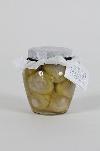 CANTALUPPI - Carciofini Interi All'olio d'oliva Gr. 290